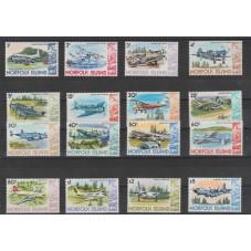 NORFOLK ISLAND 1980-81...