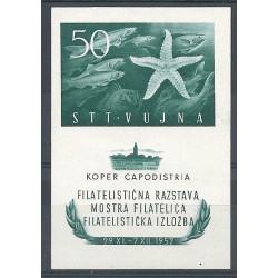 1952 TRIESTE B STT - VUJNA...