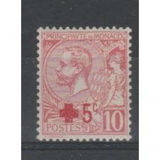 1914 MONACO PRO CROCE ROSSA...