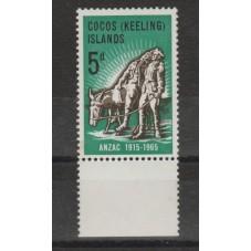 COCOS KEELING ISLANDS 1965...