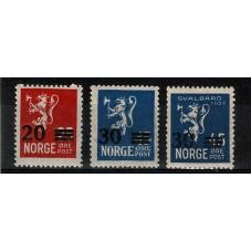 1927 NORVEGIA LEONE...