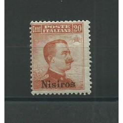 1917 ISOLE EGEO NISIRO 20...