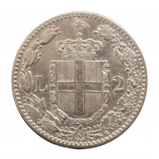 1897 REGNO D'ITALIA MONETA...