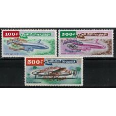 1960 REP DI GUINEA GUINEE...