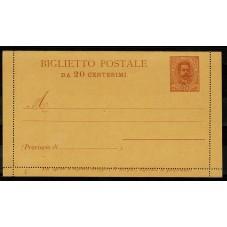 1897 REGNO D'ITALIA...