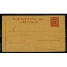 1889 REGNO D'ITALIA...