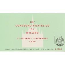 1980 REPUBBLICA ITALIANA...